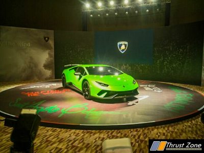 2018 New Lamborghini Huracan Performante-4