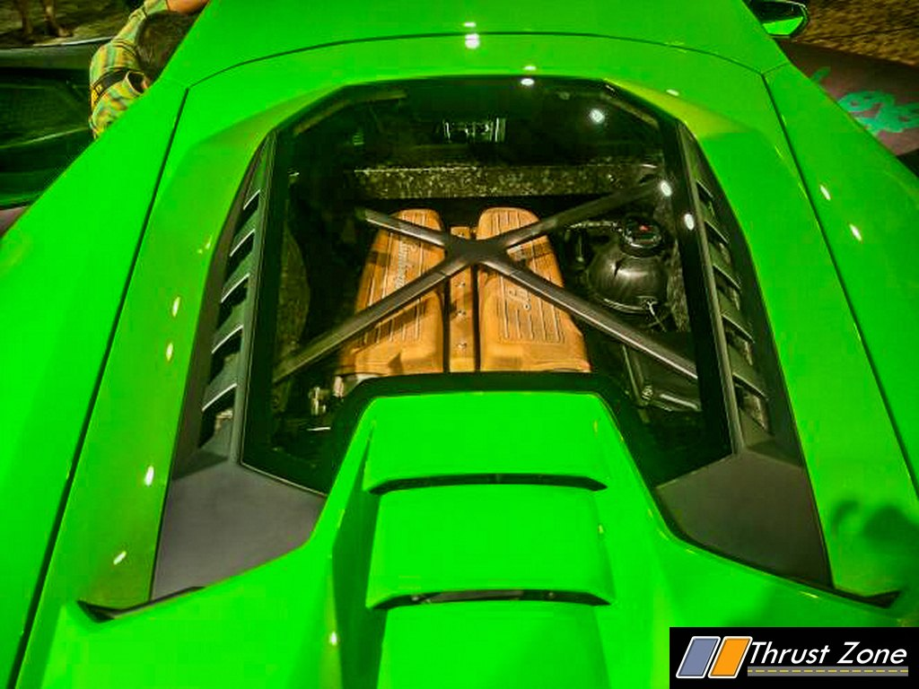 2018 new lamborghini huracan performante launched in india. Black Bedroom Furniture Sets. Home Design Ideas