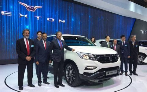 2018 SsangYong Rexton-india-launch (1)