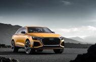 Menacing Audi Q8 Sport Concept breaks cover at 2017 Geneva Motor Show