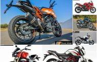 Duke 250 vs Rivals - Benelli TNT25 vs CBR250R vs Mahindra Mojo vs BMW G310R vs Yamaha FZ25