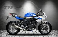TVS Apache Rendering Showcases Multitude of Options That Fans Would Relish and Buy if Produced!