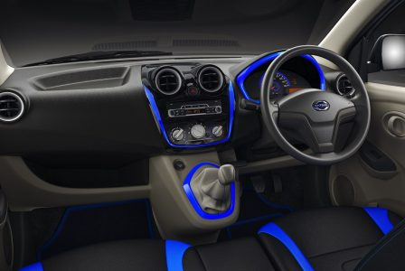 Anniversary Edition Datsun Dashboard for GO and GO+