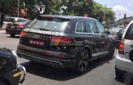 2017 Audi SQ7 Spied Testing In India, Mumbai Once Again - Launch Unconfirmed