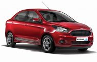 2017 Ford Aspire Sport Variant Launched At a Starting Price Of Rs. 6.51 Lakhs