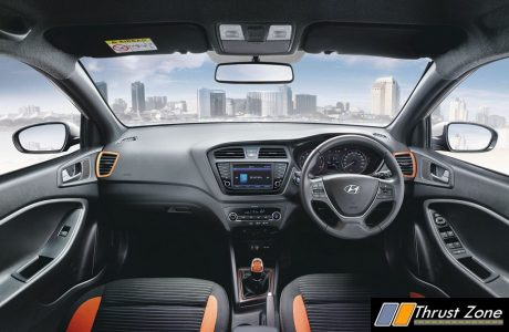 New 2017 Elite i20 - Dual Tone Interior