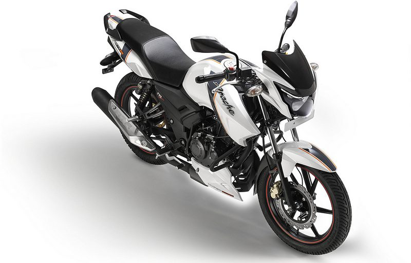 2017 Apache RTR 160 and TVS Apache RTR 180 BSIV With AHO Launched - Details Here