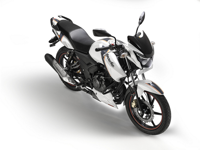 2017 apache rtr 160 and tvs apache rtr 180 bsiv with aho launched