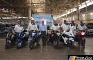 Suzuki Produces 3 Million Products From Its Indian Factory - Gixxer and Access Are Blockbusters