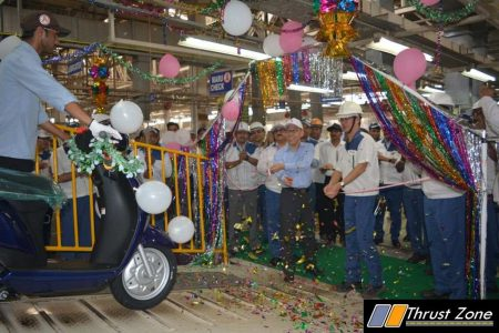 Suzuki Produces 3 Million Products (2)