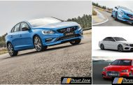 Volvo S60 Polestar vs Mercedes C43 AMG Vs Audi S5 - Spec Comparison. BMW&Jaguar Are Missing The Action