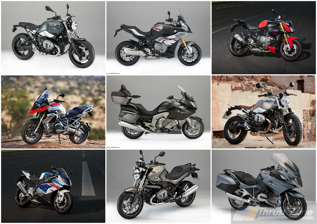 2018 Bmw Bikes Price List Revealed Prices Down By 10
