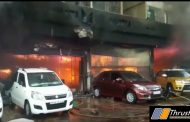 Kharghar Nexa Showroom Catches Fire, 2 dead, 17 Cars Burnt - [Graphic Video Footage]