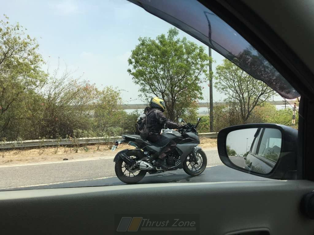 Yamaha Fazer 250 Fully Faired Spied For The First Time- Fairing Inspired From Pulsar RS200 on VIDEO!