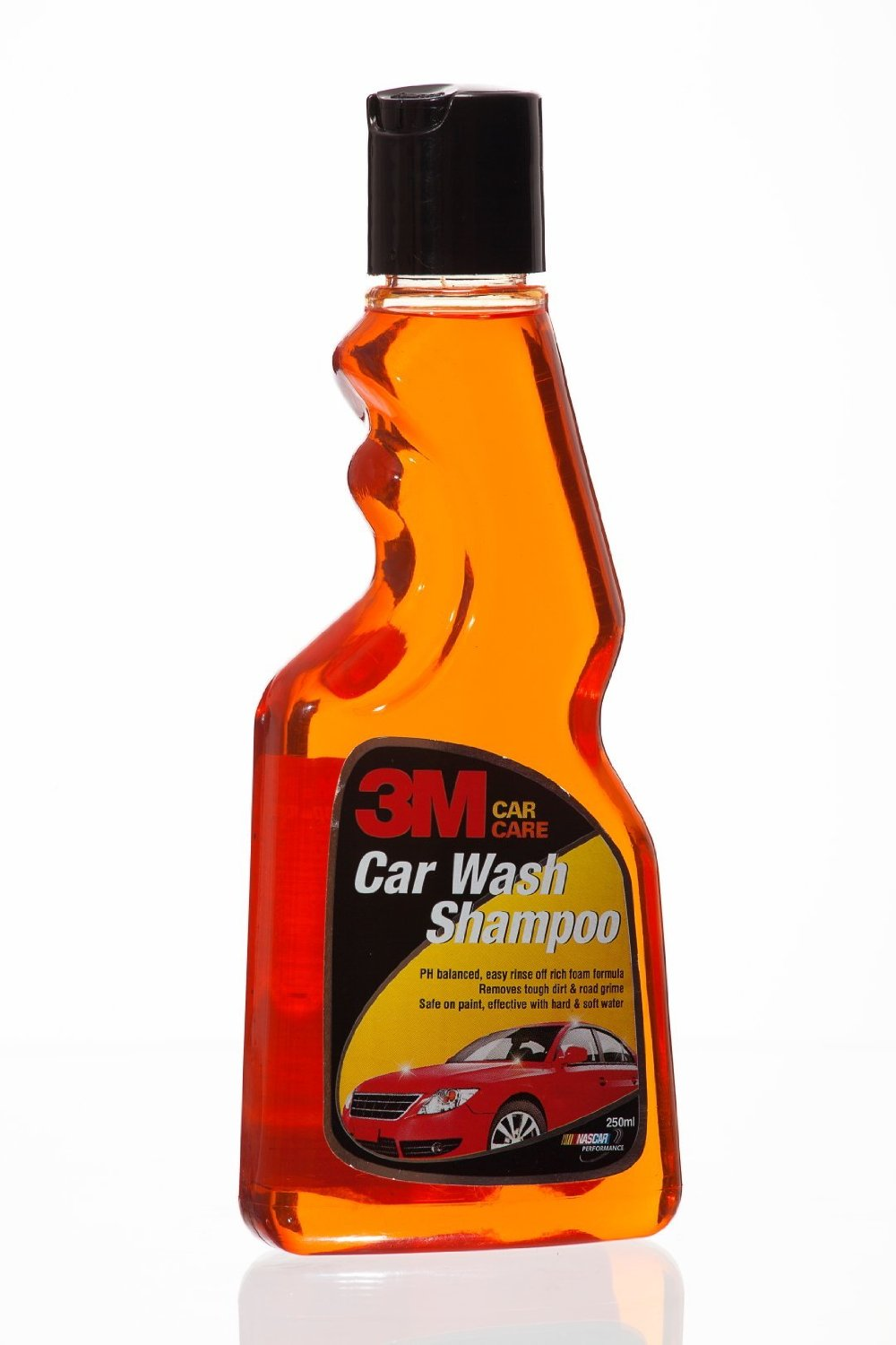 New 3M Car Care Shampoo Introduced - Maintains Gloss and Shine And Prevents Damage