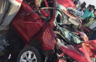 Ford Aspire Crashes in Madurai - Brutal Accident Saw All 5 OnBoard Survive The Incident