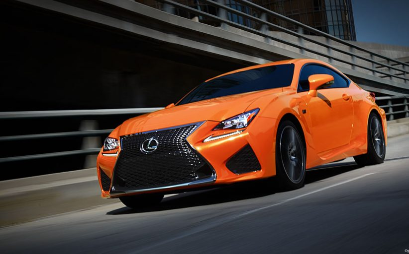 Lexus RCF India Availability Subject To Order Basis - Priced at Rs 2.0 Crore