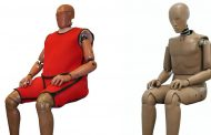 Realistic Crash Test Dummies to be manufactured in America and it means chubby and old!