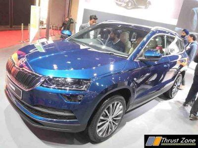 skoda-karoq-india-launch-expo-2020 (1)