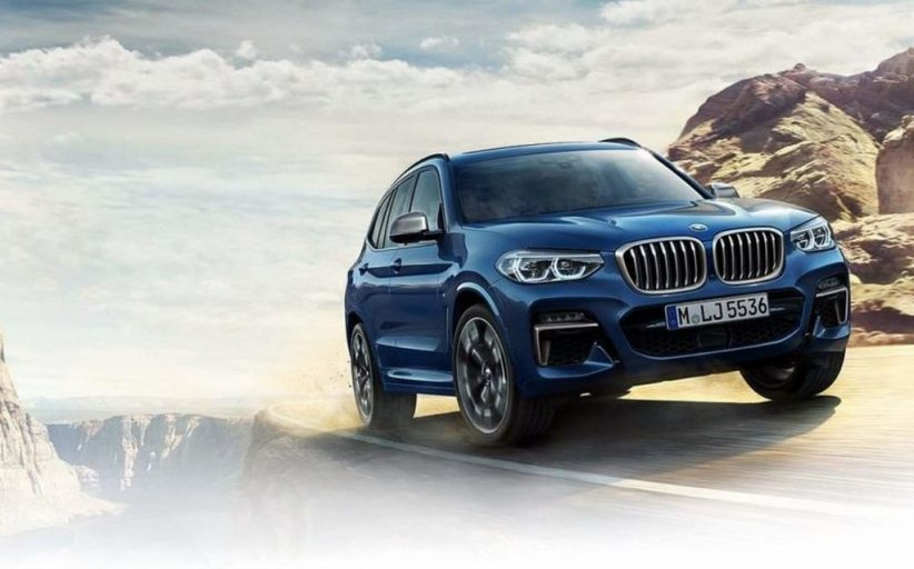 2017 BMW X3 Is A Next Generation SUV That Will Continue To Do Well For The Brand