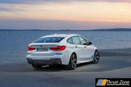 2018-BMW-6-Series-Gran-Turismo-rear-three-quarter-02