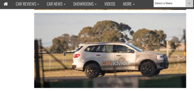 2018-Ford-Endeavour-facelift-spied-testing-in-Australia