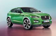 Jaguar E-Pace Set To Unveil Next Month Globally - India Entry Set For The Future