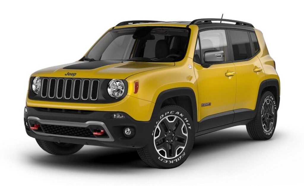 jeep renegade india pricing could start at rs 10 lakhs compass 39 s future decides its fate. Black Bedroom Furniture Sets. Home Design Ideas