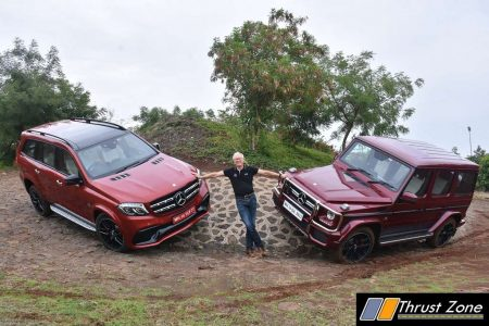 Mercedes-AMG G 63 'Edition 463' and Mercedes-AMG GLS 63 (2)