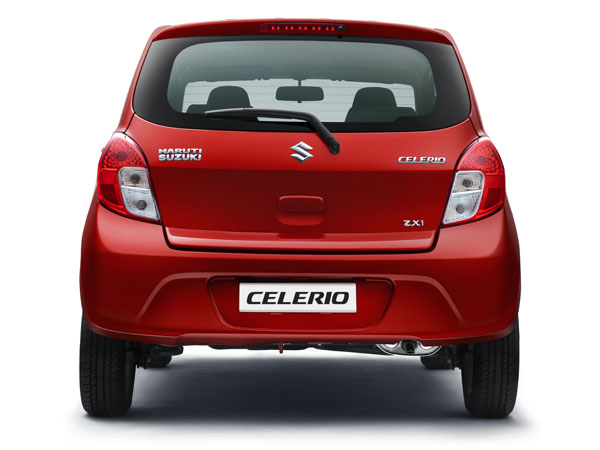 2017 Maruti Suzuki Celerio Facelift Launched - Complete Details and