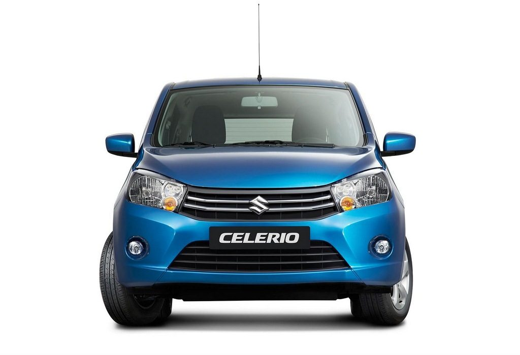 2017 Maruti Suzuki Celerio Facelift Launch Is Expected To Be Launched Later This Year