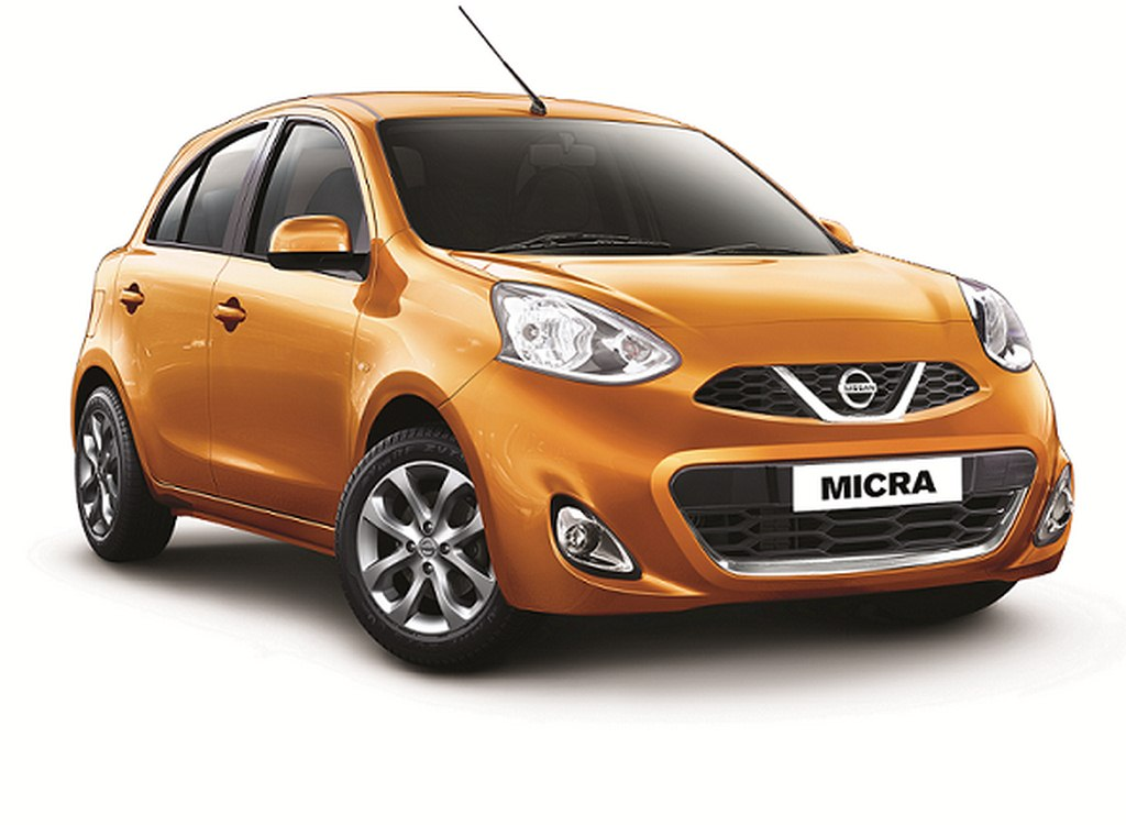 2017 nissan micra automatic model launched in india at rs lakhs. Black Bedroom Furniture Sets. Home Design Ideas