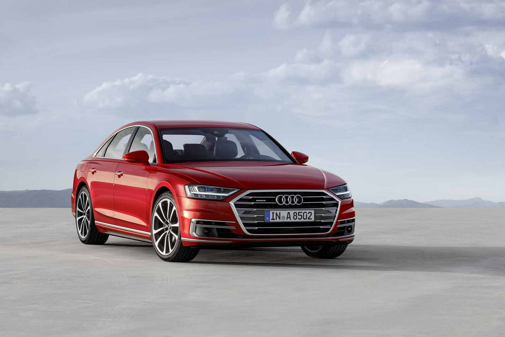 2018 World Luxury Car Is The Audi A8 Xc60 Wins World Car Of The Year