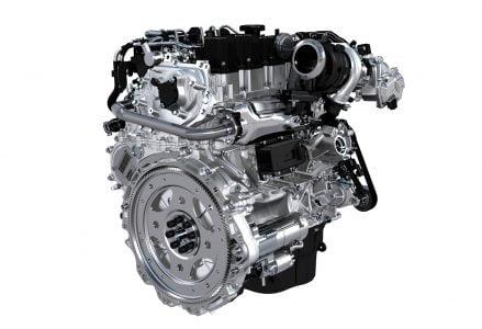 Jaguar-petrol-ingenium-engine