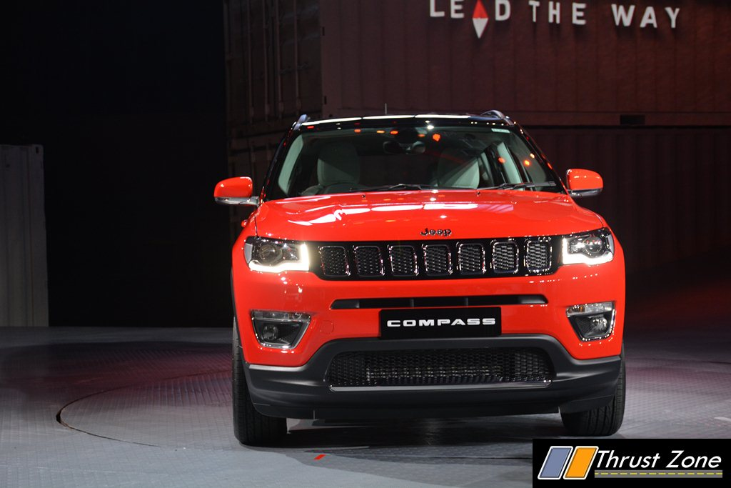 expected jeep compass safety rating from ncap released full five stars. Black Bedroom Furniture Sets. Home Design Ideas