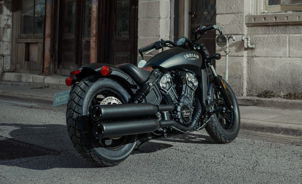 2017 Indian Scout Bobber India Details Here Launched At