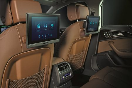 Audi A6 Design Edition (Interior) (2)