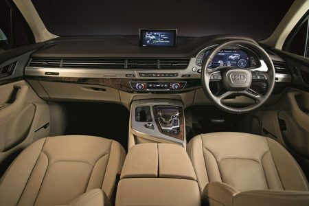 Audi Q7 Design Edition (Interior) (2)