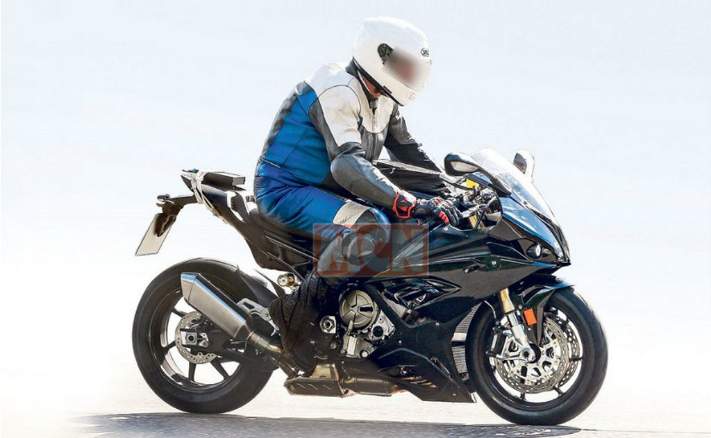 2018 BMW S1000RR Spied For The First Time - Radical ...