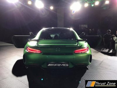 Mercedes AMG GT-R and AMG GT Roadster Launched In India (2)