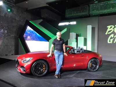 Mercedes AMG GT-R and AMG GT Roadster Launched In India (4)