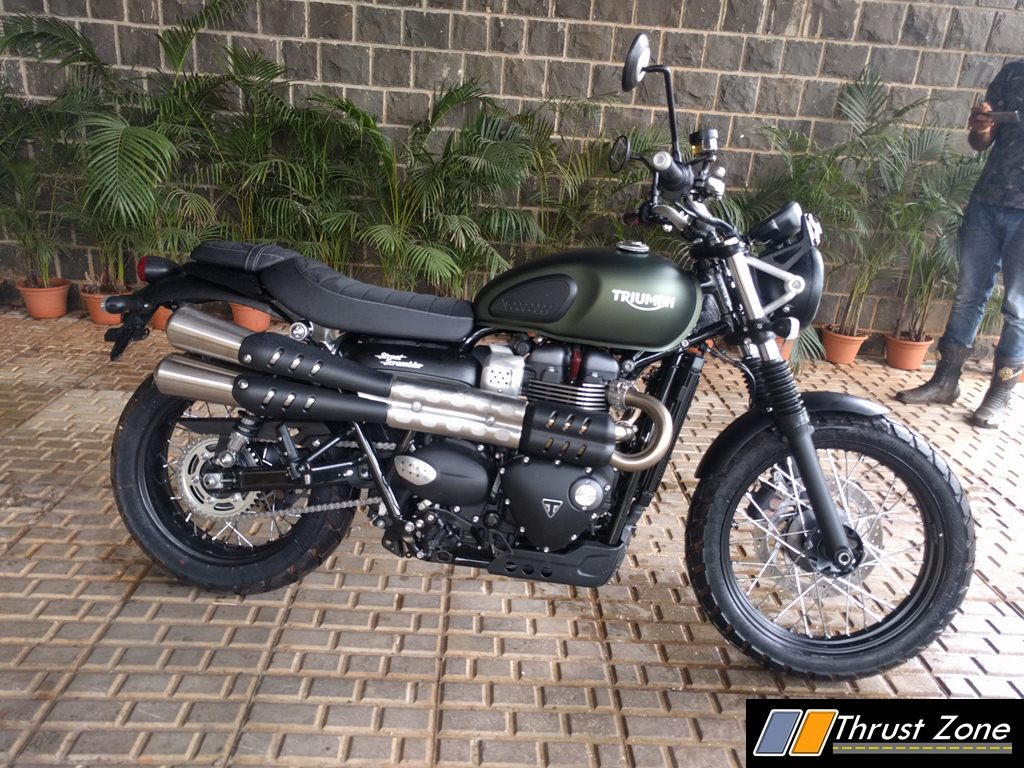 triumph scrambler india review hobbiesxstyle. Black Bedroom Furniture Sets. Home Design Ideas