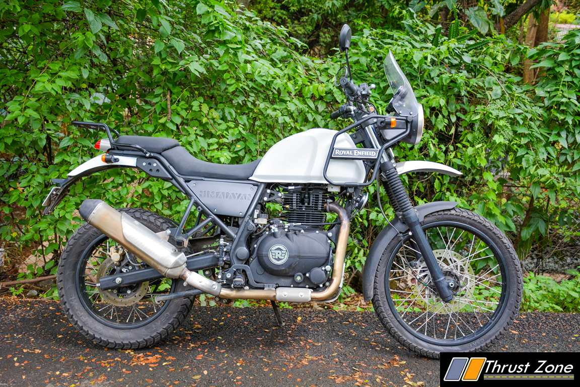 2017 royal enfield himalayan fuel injected review first ride. Black Bedroom Furniture Sets. Home Design Ideas