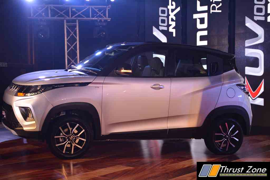 Mahindra Kuv100 Nxt Launched Complete Details And Price