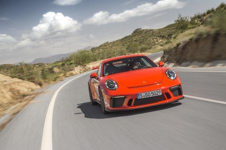 2017 Porsche 911 GT3 India Details (3)
