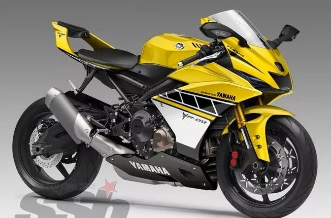 2018 yamaha yzf r 09 could come to eicma ducati panigale for Yamaha r9 motorcycle