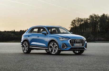 2019 Audi Q3 India