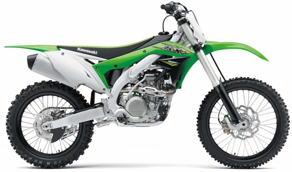 KX450F india launch kawasaki off-road model