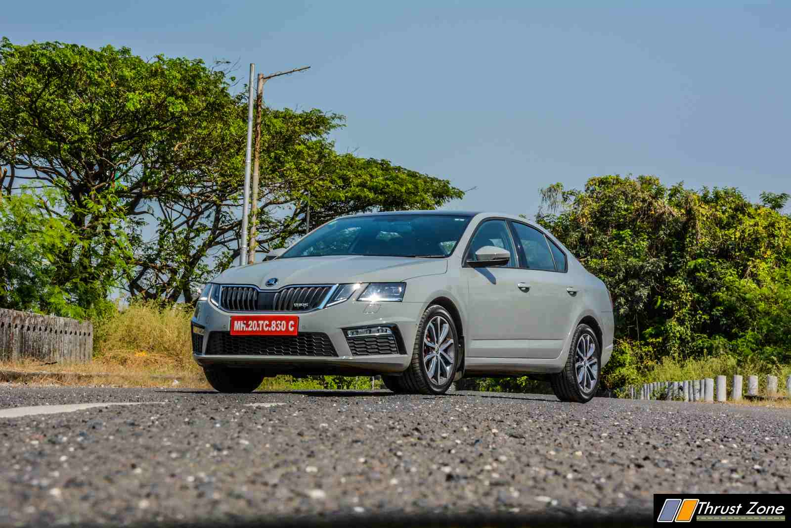 2017 skoda octavia rs india review road test. Black Bedroom Furniture Sets. Home Design Ideas
