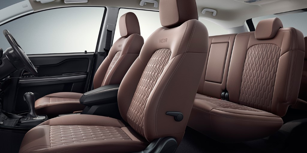 tata hexa downtown details revealed launch soon limited edition name comes back. Black Bedroom Furniture Sets. Home Design Ideas